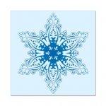 Гадание «Говорящая снежинка»