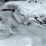 Новогоднее гадание по снегу